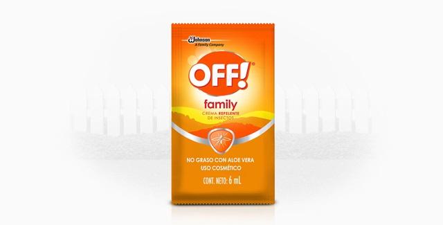OFF! Family Crema